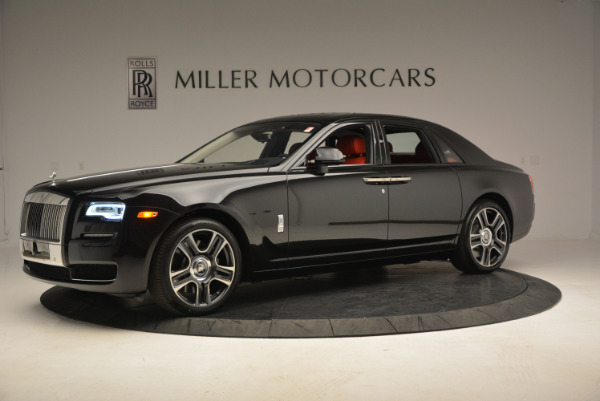 New 2017 Rolls-Royce Ghost for sale Sold at Pagani of Greenwich in Greenwich CT 06830 3