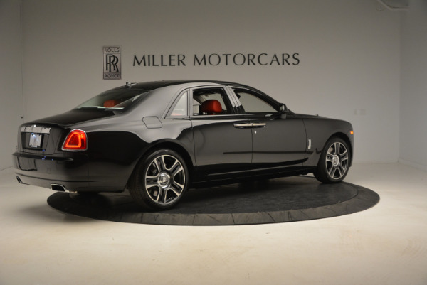 New 2017 Rolls-Royce Ghost for sale Sold at Pagani of Greenwich in Greenwich CT 06830 9