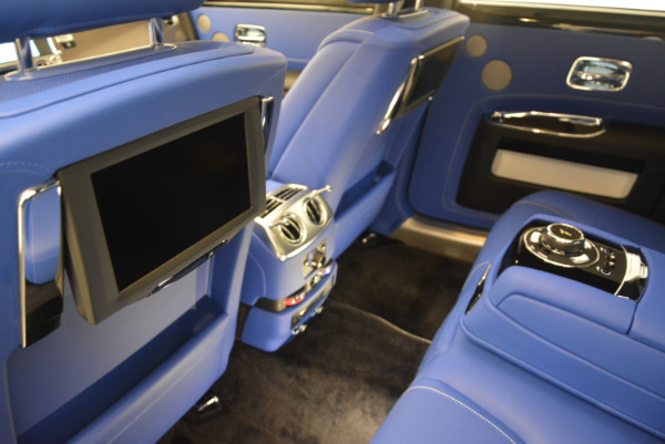 New 2017 Rolls-Royce Ghost for sale Sold at Pagani of Greenwich in Greenwich CT 06830 28