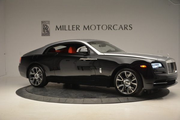 Used 2017 Rolls-Royce Wraith for sale Call for price at Pagani of Greenwich in Greenwich CT 06830 10