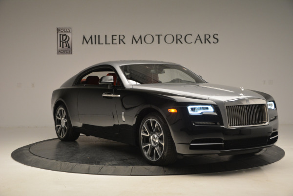 Used 2017 Rolls-Royce Wraith for sale Call for price at Pagani of Greenwich in Greenwich CT 06830 11