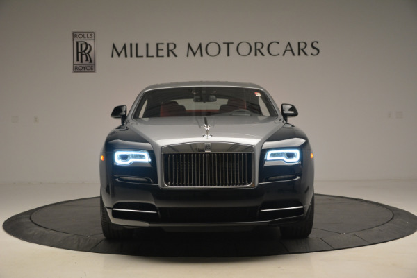 Used 2017 Rolls-Royce Wraith for sale Call for price at Pagani of Greenwich in Greenwich CT 06830 12