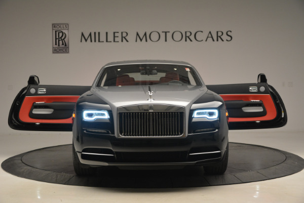 Used 2017 Rolls-Royce Wraith for sale Call for price at Pagani of Greenwich in Greenwich CT 06830 13
