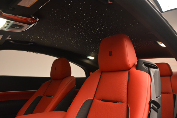 Used 2017 Rolls-Royce Wraith for sale Call for price at Pagani of Greenwich in Greenwich CT 06830 16