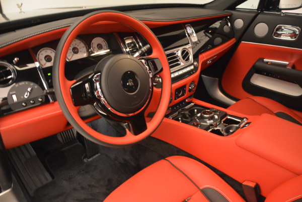 Used 2017 Rolls-Royce Wraith for sale Call for price at Pagani of Greenwich in Greenwich CT 06830 17