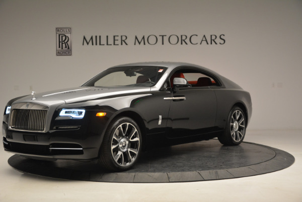 Used 2017 Rolls-Royce Wraith for sale Call for price at Pagani of Greenwich in Greenwich CT 06830 2