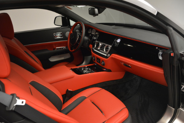 Used 2017 Rolls-Royce Wraith for sale Call for price at Pagani of Greenwich in Greenwich CT 06830 22