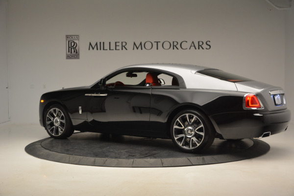 Used 2017 Rolls-Royce Wraith for sale Call for price at Pagani of Greenwich in Greenwich CT 06830 4