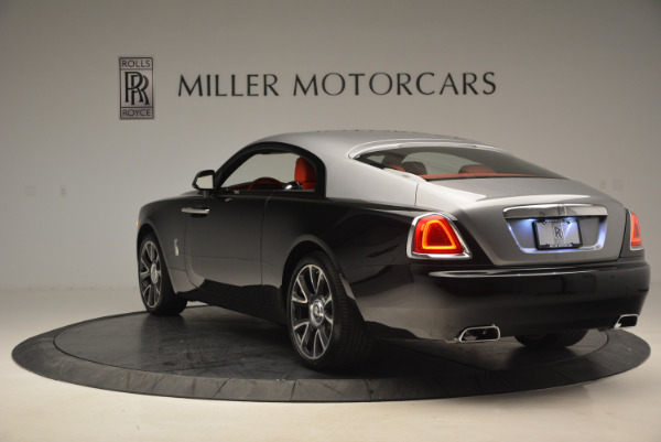 Used 2017 Rolls-Royce Wraith for sale Call for price at Pagani of Greenwich in Greenwich CT 06830 5