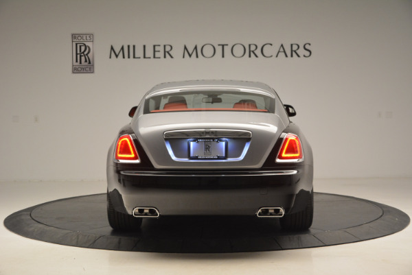 Used 2017 Rolls-Royce Wraith for sale Call for price at Pagani of Greenwich in Greenwich CT 06830 6