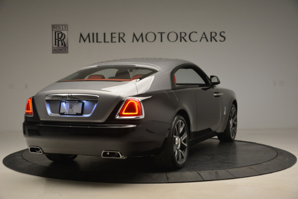 Used 2017 Rolls-Royce Wraith for sale Call for price at Pagani of Greenwich in Greenwich CT 06830 7