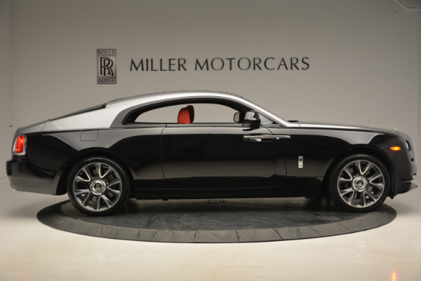 Used 2017 Rolls-Royce Wraith for sale Call for price at Pagani of Greenwich in Greenwich CT 06830 9