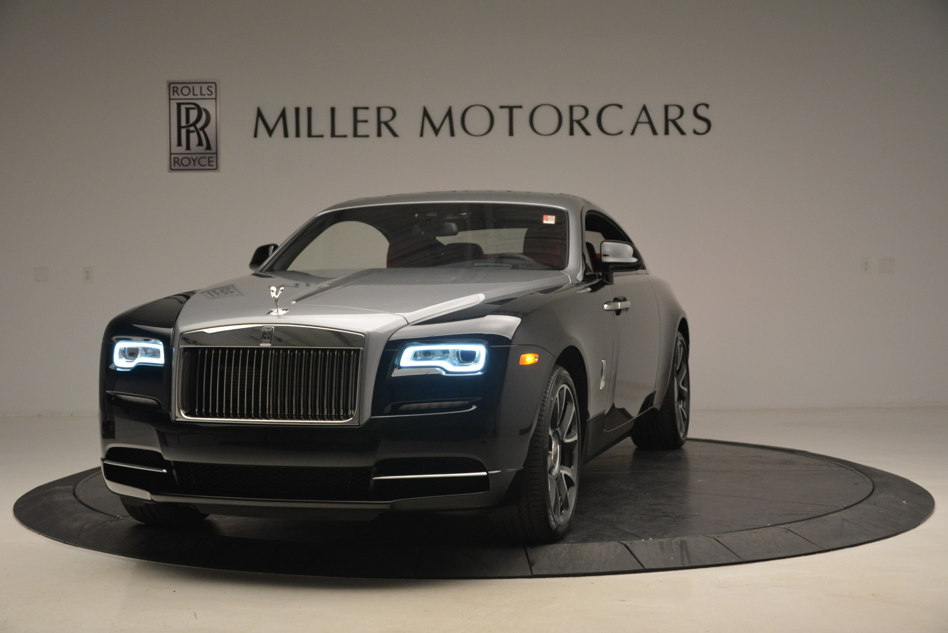 Used 2017 Rolls-Royce Wraith for sale Call for price at Pagani of Greenwich in Greenwich CT 06830 1