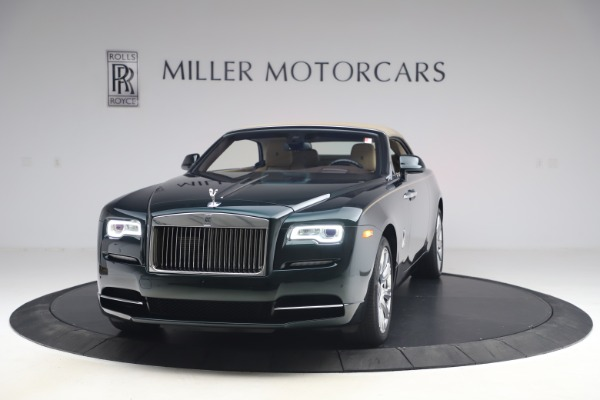 Used 2017 Rolls-Royce Dawn for sale Sold at Pagani of Greenwich in Greenwich CT 06830 14