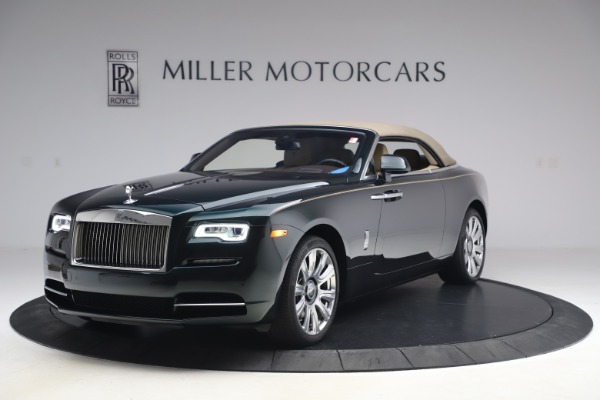 Used 2017 Rolls-Royce Dawn for sale Sold at Pagani of Greenwich in Greenwich CT 06830 16