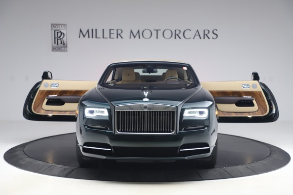 New 2017 Rolls-Royce Dawn for sale Sold at Pagani of Greenwich in Greenwich CT 06830 27