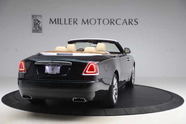 New 2017 Rolls-Royce Dawn for sale Sold at Pagani of Greenwich in Greenwich CT 06830 8