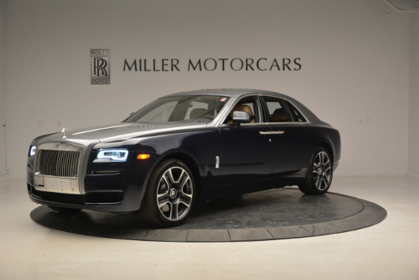 New 2017 Rolls-Royce Ghost for sale Sold at Pagani of Greenwich in Greenwich CT 06830 2