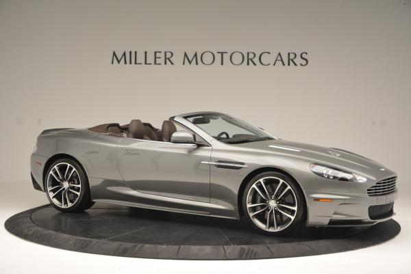 Used 2010 Aston Martin DBS Volante for sale Sold at Pagani of Greenwich in Greenwich CT 06830 10