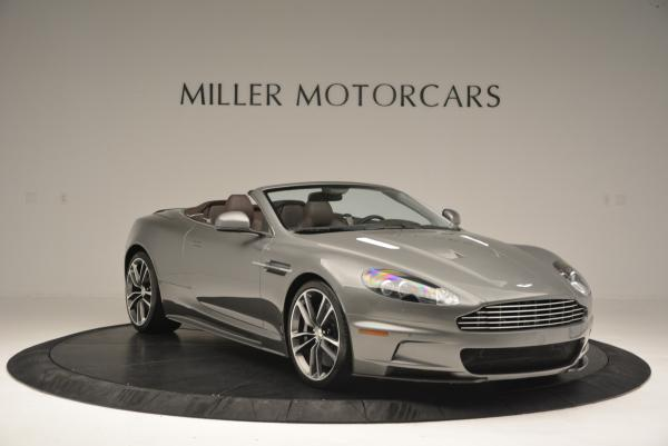 Used 2010 Aston Martin DBS Volante for sale Sold at Pagani of Greenwich in Greenwich CT 06830 11