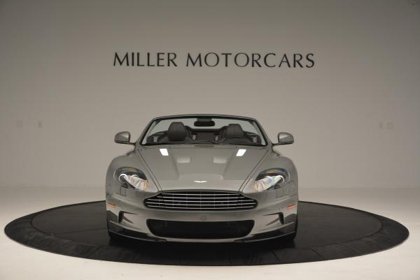 Used 2010 Aston Martin DBS Volante for sale Sold at Pagani of Greenwich in Greenwich CT 06830 12