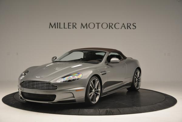 Used 2010 Aston Martin DBS Volante for sale Sold at Pagani of Greenwich in Greenwich CT 06830 13