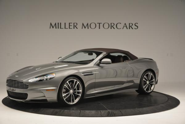 Used 2010 Aston Martin DBS Volante for sale Sold at Pagani of Greenwich in Greenwich CT 06830 14
