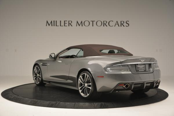 Used 2010 Aston Martin DBS Volante for sale Sold at Pagani of Greenwich in Greenwich CT 06830 17