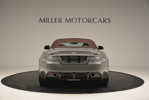 Used 2010 Aston Martin DBS Volante for sale Sold at Pagani of Greenwich in Greenwich CT 06830 18