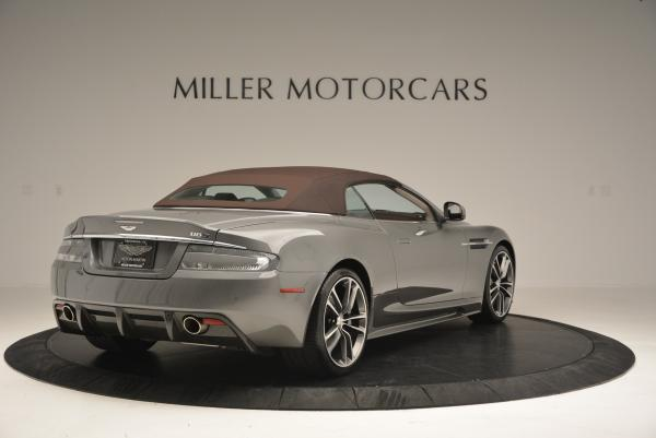 Used 2010 Aston Martin DBS Volante for sale Sold at Pagani of Greenwich in Greenwich CT 06830 19