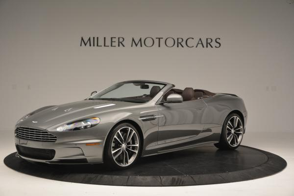 Used 2010 Aston Martin DBS Volante for sale Sold at Pagani of Greenwich in Greenwich CT 06830 2