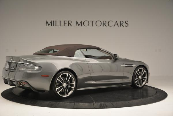 Used 2010 Aston Martin DBS Volante for sale Sold at Pagani of Greenwich in Greenwich CT 06830 20