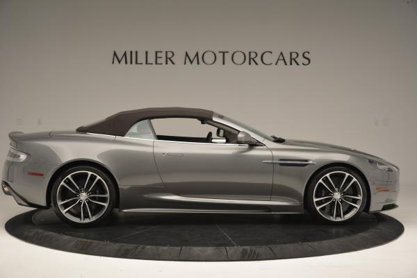 Used 2010 Aston Martin DBS Volante for sale Sold at Pagani of Greenwich in Greenwich CT 06830 21