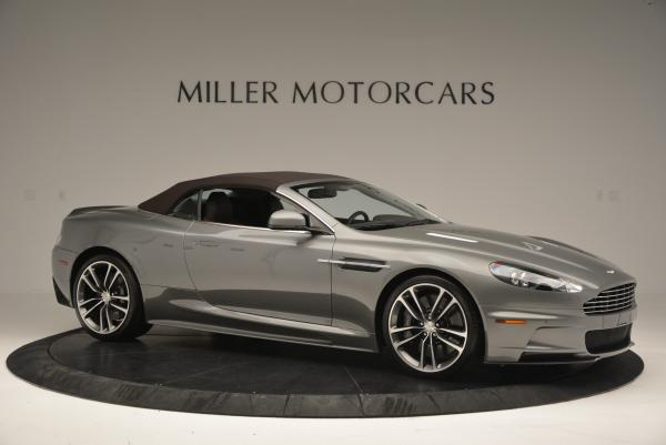 Used 2010 Aston Martin DBS Volante for sale Sold at Pagani of Greenwich in Greenwich CT 06830 22