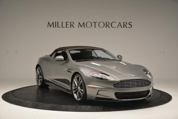 Used 2010 Aston Martin DBS Volante for sale Sold at Pagani of Greenwich in Greenwich CT 06830 23