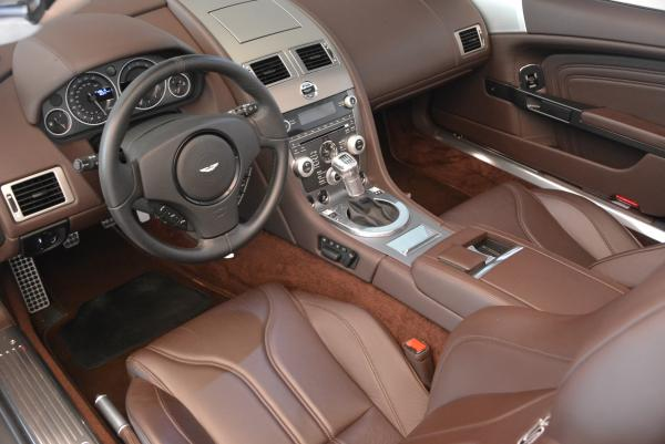 Used 2010 Aston Martin DBS Volante for sale Sold at Pagani of Greenwich in Greenwich CT 06830 24