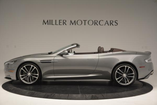 Used 2010 Aston Martin DBS Volante for sale Sold at Pagani of Greenwich in Greenwich CT 06830 3