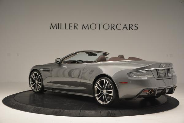 Used 2010 Aston Martin DBS Volante for sale Sold at Pagani of Greenwich in Greenwich CT 06830 4