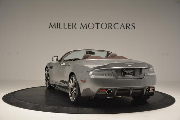Used 2010 Aston Martin DBS Volante for sale Sold at Pagani of Greenwich in Greenwich CT 06830 5