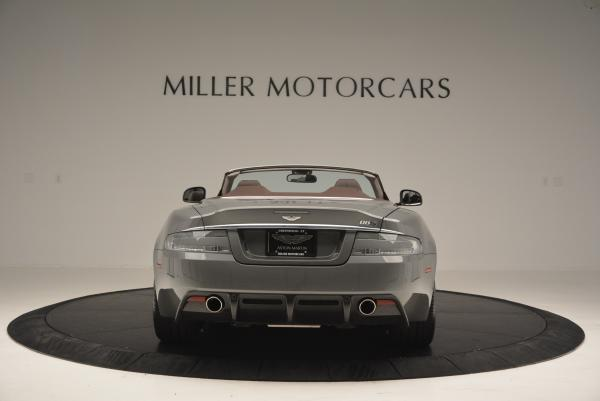Used 2010 Aston Martin DBS Volante for sale Sold at Pagani of Greenwich in Greenwich CT 06830 6