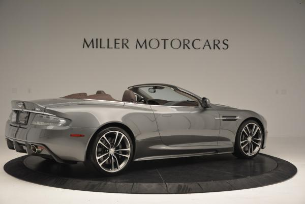 Used 2010 Aston Martin DBS Volante for sale Sold at Pagani of Greenwich in Greenwich CT 06830 8