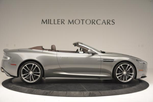 Used 2010 Aston Martin DBS Volante for sale Sold at Pagani of Greenwich in Greenwich CT 06830 9