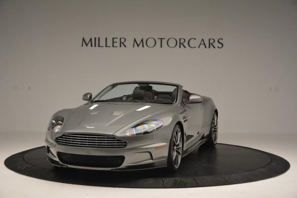 Used 2010 Aston Martin DBS Volante for sale Sold at Pagani of Greenwich in Greenwich CT 06830 1