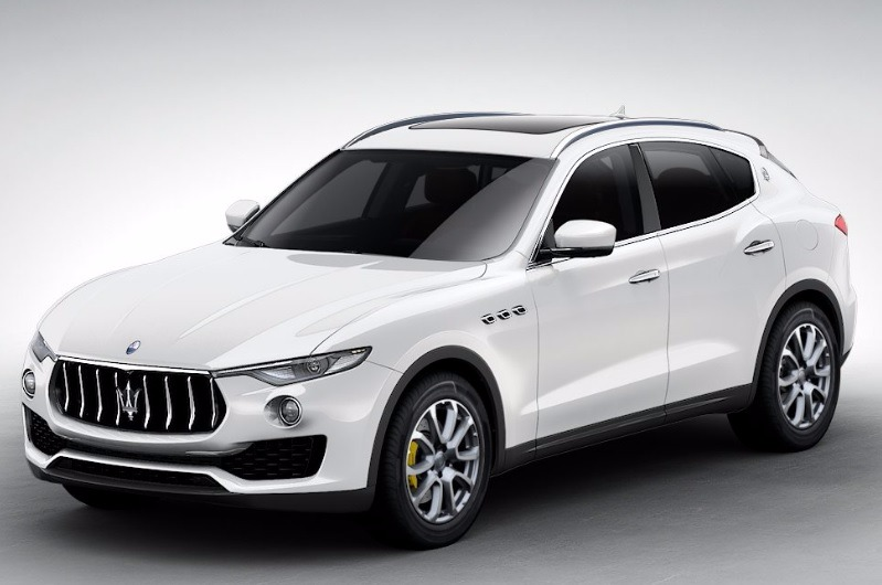 New 2017 Maserati Levante for sale Sold at Pagani of Greenwich in Greenwich CT 06830 1