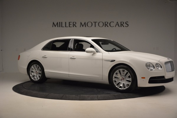Used 2016 Bentley Flying Spur V8 for sale Sold at Pagani of Greenwich in Greenwich CT 06830 10