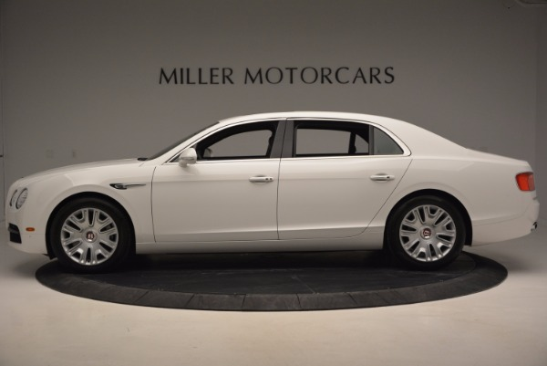 Used 2016 Bentley Flying Spur V8 for sale Sold at Pagani of Greenwich in Greenwich CT 06830 3