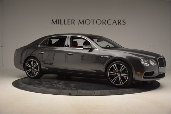 Used 2017 Bentley Flying Spur V8 S for sale Sold at Pagani of Greenwich in Greenwich CT 06830 11