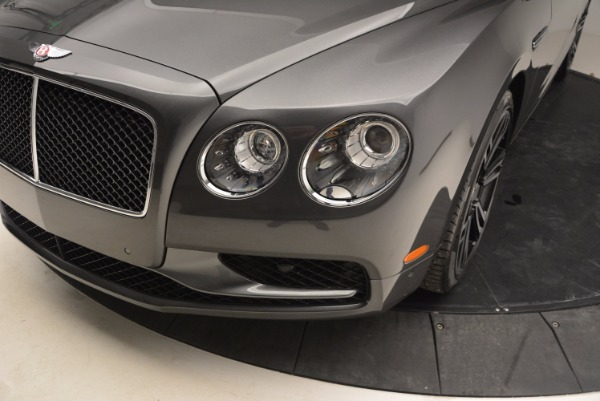 Used 2017 Bentley Flying Spur V8 S for sale Sold at Pagani of Greenwich in Greenwich CT 06830 15