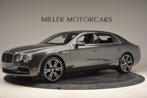 Used 2017 Bentley Flying Spur V8 S for sale Sold at Pagani of Greenwich in Greenwich CT 06830 2