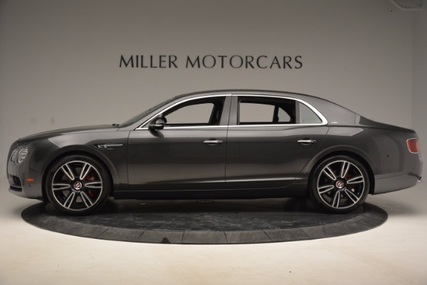 Used 2017 Bentley Flying Spur V8 S for sale Sold at Pagani of Greenwich in Greenwich CT 06830 3